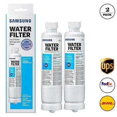 2Pack Samsung DA29-00020B HAF-CIN/EXP Refrigerator Fresh Water Filter Cartridge