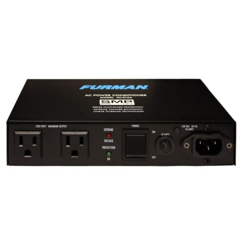 Furman AC-215A Compact Power Conditioner with SMP