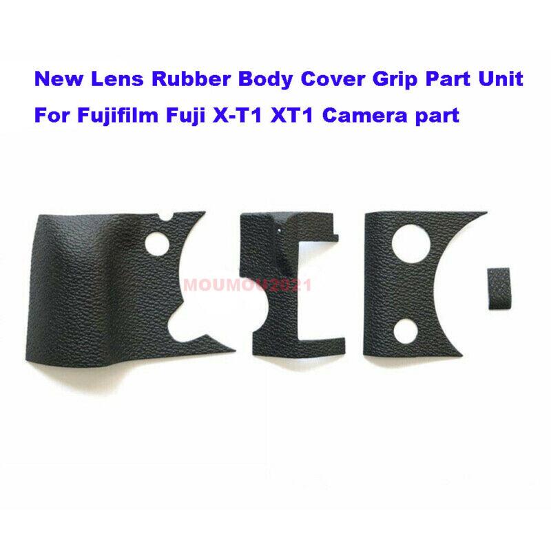 New Lens Rubber Body Cover Grip Part Unit For Fujifilm Fuji X-T1 XT1 Camera Part