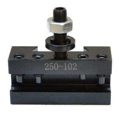 250-102 #2 AXA Boring Turning Tool Post 6-12 Inch Quick Change Facing Holder