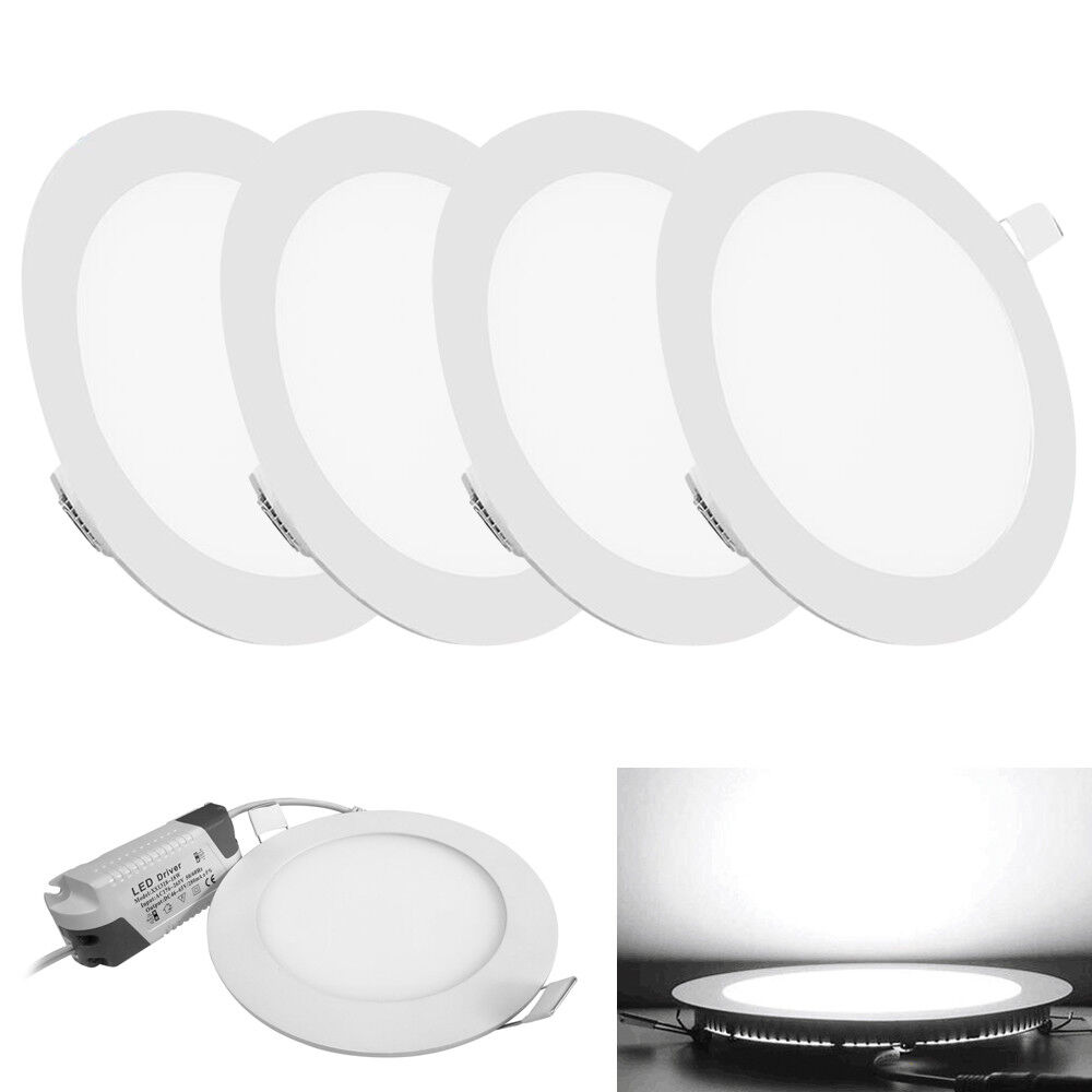 Led Downlights Power Consumption