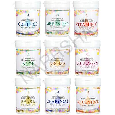 Powder Pack ([ANSkin] Modeling Mask Powder Pack - 240g 9Types #Korean Cosmetics #K-Beauty)