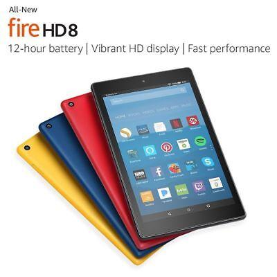 Brand New  Amazon Fire Tablet  Hd 8  With Alexa  Hd Display  7Th Gen 16Gb 32G