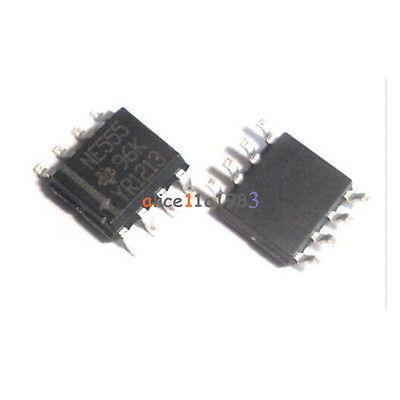 20pcs Ti Ne555 Ne555d Sop-8 Ic New