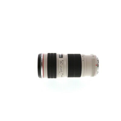 Canon 70-200mm F/4 L USM EF Telephoto Zoom Mount Lens for SLR Cameras {67} EX
