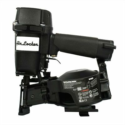Air Locker Al45v2 78 Inch To 1-34 Inch Coil Roofing Nailer Side Load
