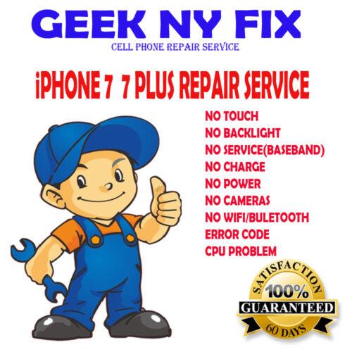 Audio IC No Microphone Speaker Slow Boot Repair Service iPhone 7 / iPhone 7 Plus