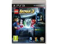 Playstation 3 Lego Batman 3 Sealed/Brand New