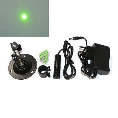 532nm 5mw Green Dot Ir Infrared Laser Module Positioning Module 1660mm New 3v