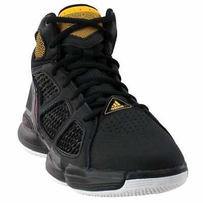 adidas Rose 1.5  Casual Basketball  Shoes - Black - Mens