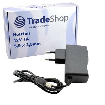 Gebraucht, Netzteil/Ladekabel 12V/1A f. T-Com Telekom Speedport W303V W502V W503V gebraucht kaufen  Bovenden