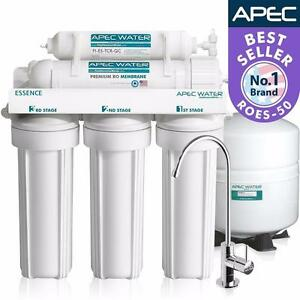 New, APEC Water - Drinking Water System ROES-50 MSRP $265