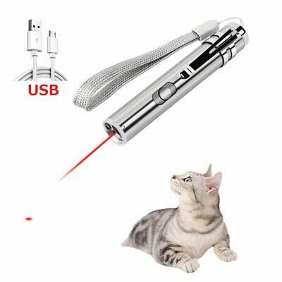 Laser-chaser (Cat Laser Chaser Toy Funny Interactive USB Rechargeable LED Light Pointer Tool  )