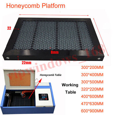 Honeycomb Working Table Bed Platform For Co2 Laser Engraving Cutting Machine Cnc