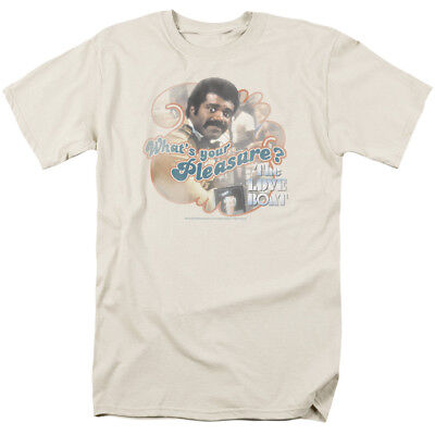 Issac Love Boat (The Love Boat Issac Vintage Style ABC 80s TV Show T-Shirt)