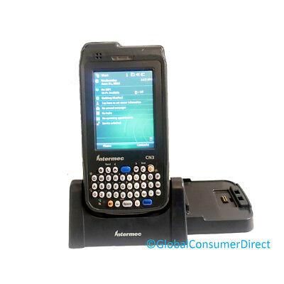 Intermec Cn3 Mobile Computer Wm6.1 1d2d Pda Scanner Cn3aqh841g5e200 Cradle