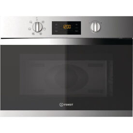 Indesit Built-in Microwave Brand New in Box (Aria MWI 3443 IX)