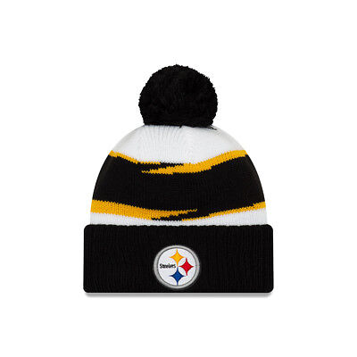 Pittsburgh Steelers New Era 2018 Mens NFL Thanksgiving Day Knit Hat