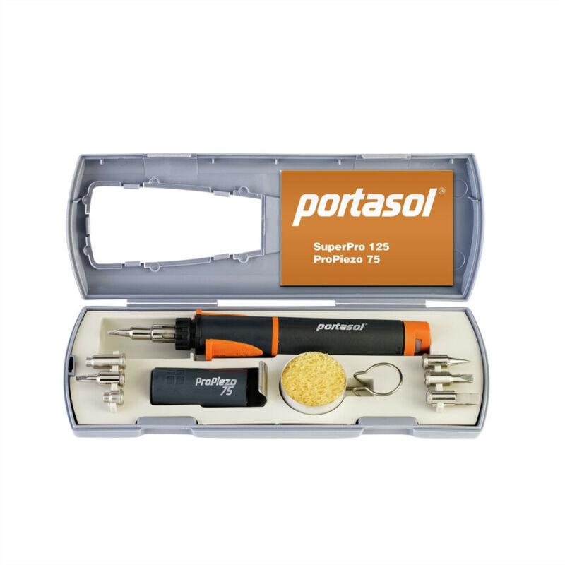 Portasol PP-1K Soldering Iron Kit New