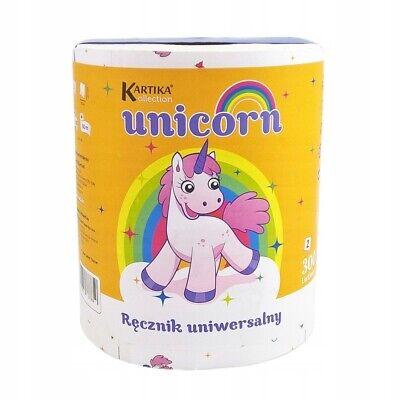 Einhorn Küchenroll Tissue 1 Roll Geburtstagsparty Unicorn Küchentücher