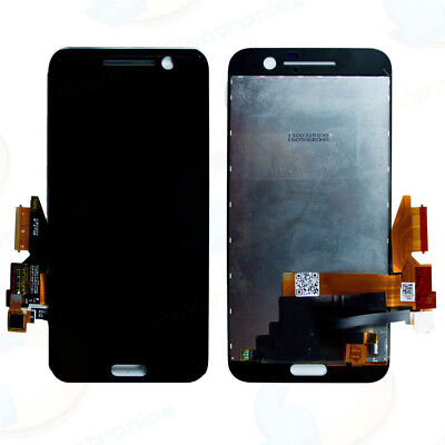 HTC 10 HTC ONE M10 LCD Screen Display Touch Screen Digitizer Assembly BLACK