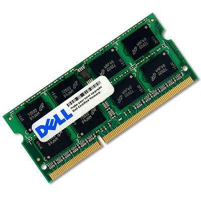 8GB Certified for DELL Memory RAM DDR3L SODIMM PC3L-12800 SNPN2M64C/8G A7022339