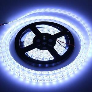 Super Bright Cool/Cold White 5050 SMD 300Led Light Strip Ribbon 5M/Reel Tape 12V