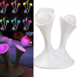 Boon Glo Style Color Changing Night Light Movable Glowing