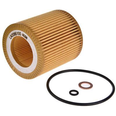 Engine Oil Filter HU816X For BMW E60 E82 E88 E90 E92 E93 09106015 11427541827