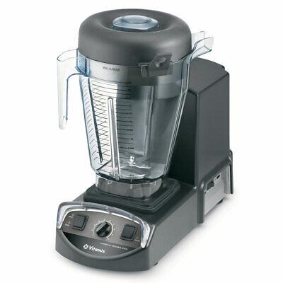 Vitamix Commercial 5202 Xl Blender System Food Blender Wpolytritan Cont 6 Prog