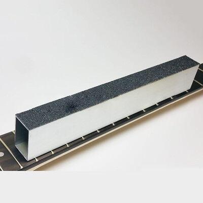 Fret Sanding Beam Leveler for Guitar Bass Luthier Tool Aluminum Alloy Material