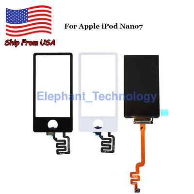 LCD & Touch Screen Digitizer Replacement for iPod Nano 7 7th Generation A1446 QC