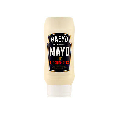 TONYMOLY Haeyo Mayo Hair Nutrition Pack 250ml Free gifts