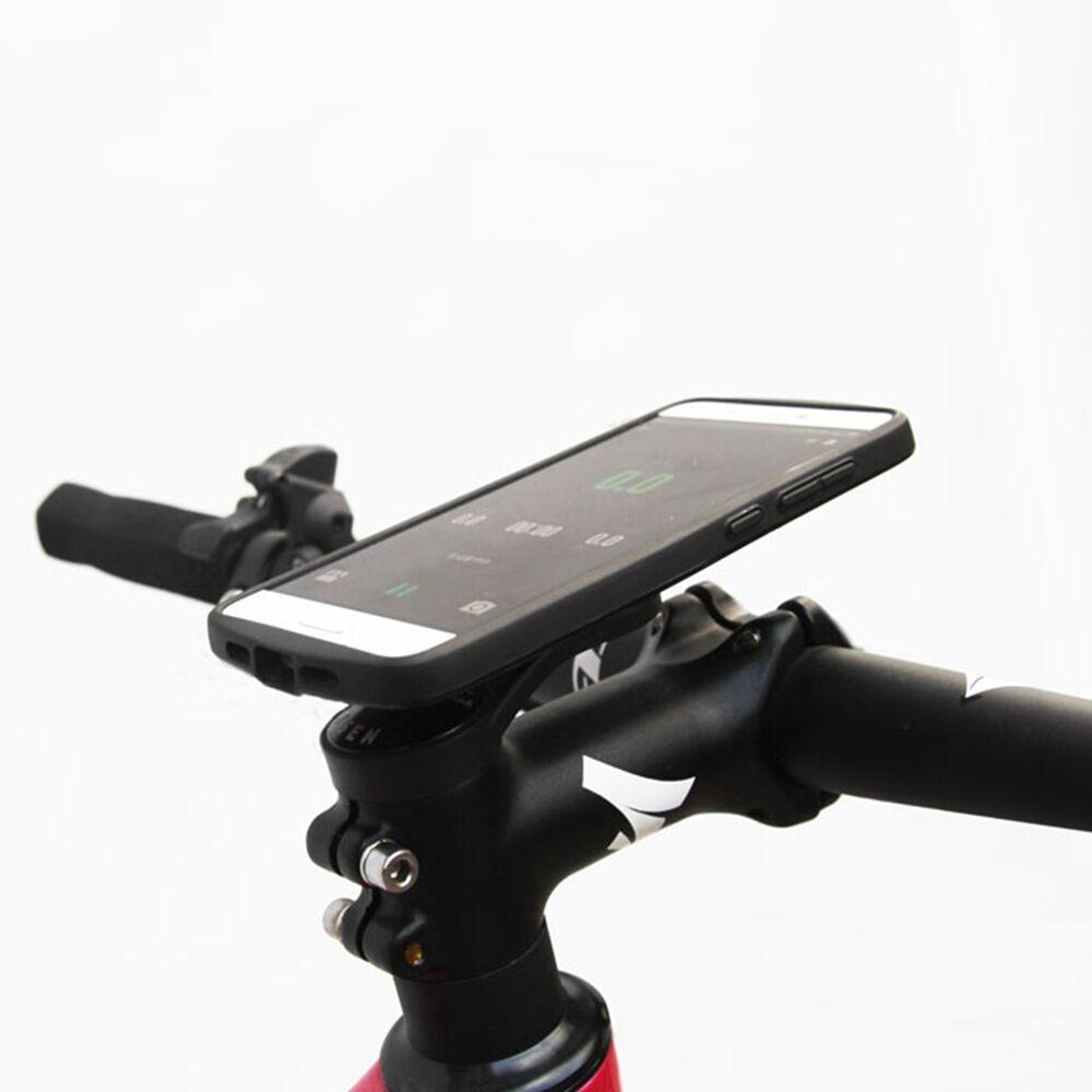 Fouriers Bike Phone Stick Adapter Holder for Garmin Edge GPS Computer Mount Bracket