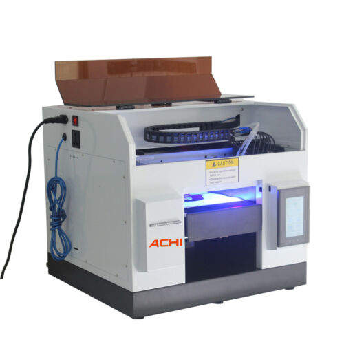 l800a4 uv printer 6color for phone case