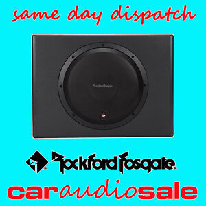 rockford fosgate p300 12 12 active powered sub subwoofer. Black Bedroom Furniture Sets. Home Design Ideas