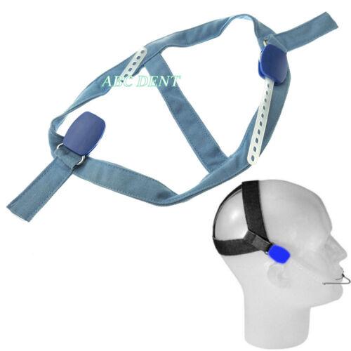 1set Dental Orthodontic High - Pull Headgear With Safety Modules medium arch