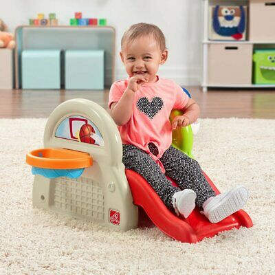 Baby Climbing Play Set Slide Activity Center Gym Playset Indoor Infant Toddler