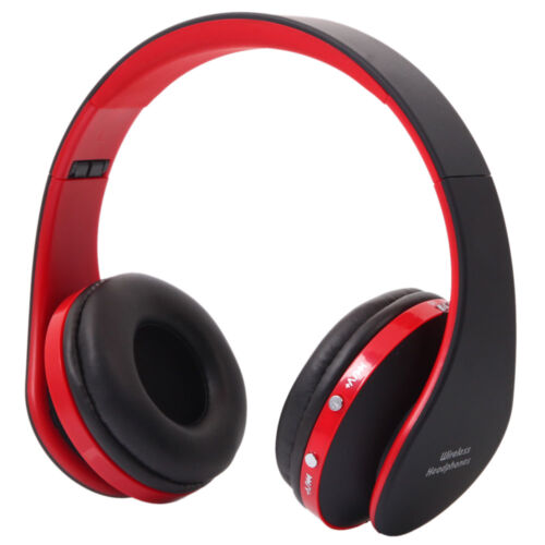Wireless Bluetooth Stereo Headset Foldable Headphone For iPhone 7 8 Samsung S8 K