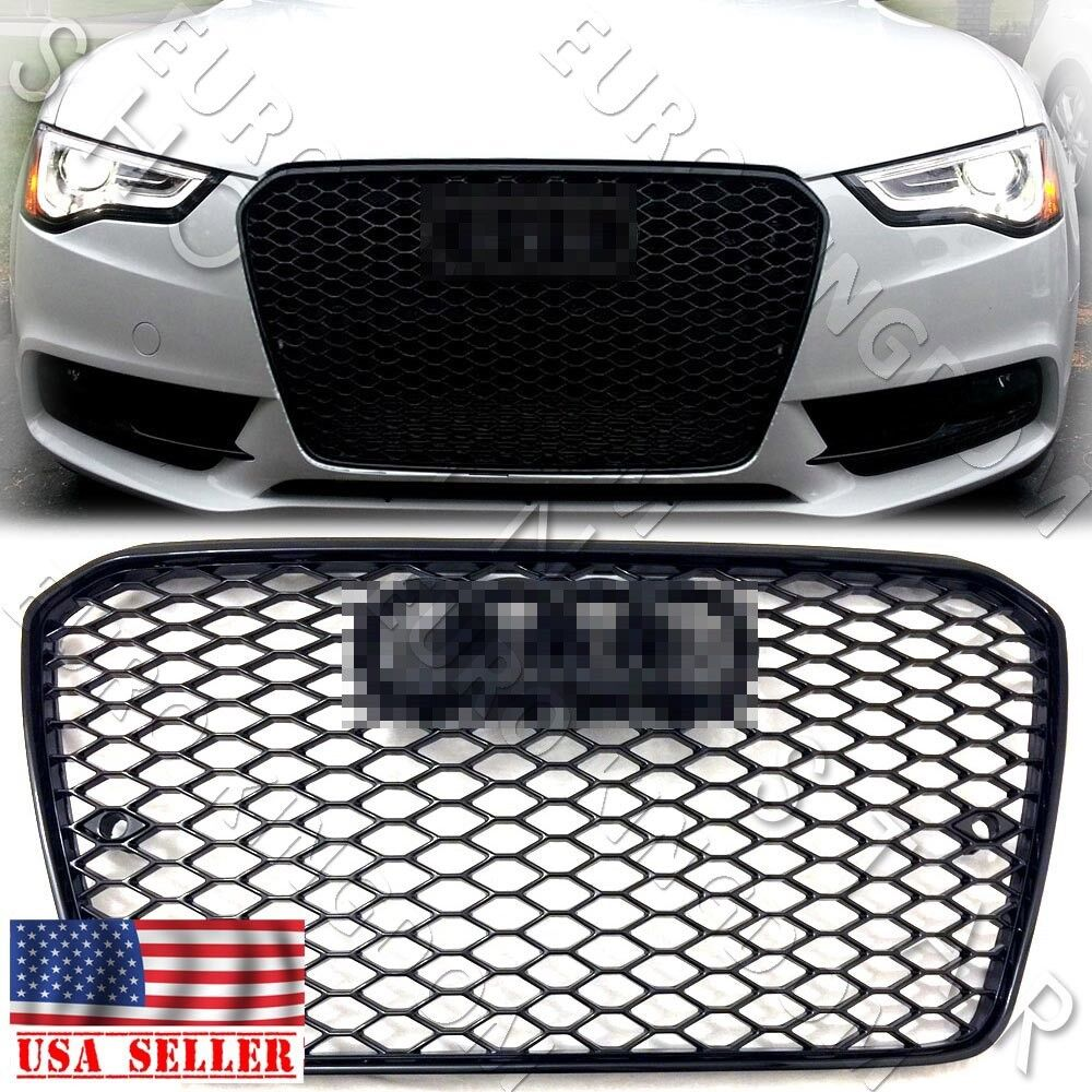Grill Honeycomb For RS5 Style Front Sport Hex Mesh ...