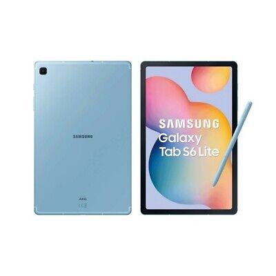 "Samsung Galaxy Tab S6 Lite 10.4"" SM-P610 4+64GB WiFi Tablet Blu + S PEN"