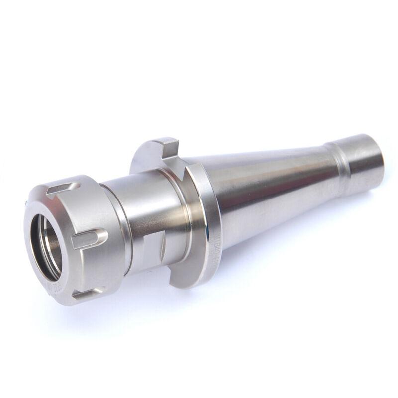 "Nickel coating NMTB40 ER32 Collet Chuck Tool Holder  T.I.R ≤0.0001"""