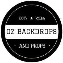 Oz Backdrops and Props - Australia Wide Shipping! West Perth Perth City Preview