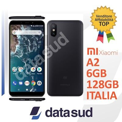 Xiaomi Mi A2 6GB + 128GB 4G Android One 5.99 Smartphone '' Global Version 20MP 2SIM