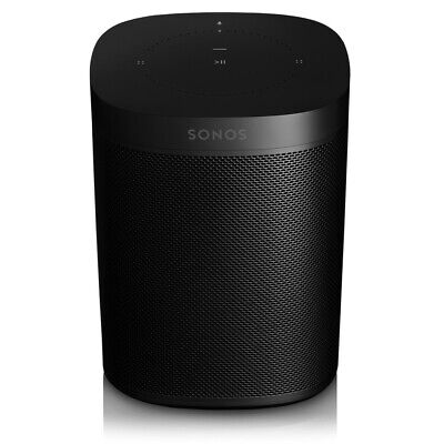 Sonos One Generazione 2 Smart Speaker Altoparlante Wi-Fi Intelligente con Alexa