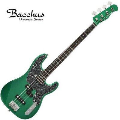 BACCHUS BTB-PJ GRM-MH Universe PJ Pickup Electric Bass Guitar FastShip Japan EMS