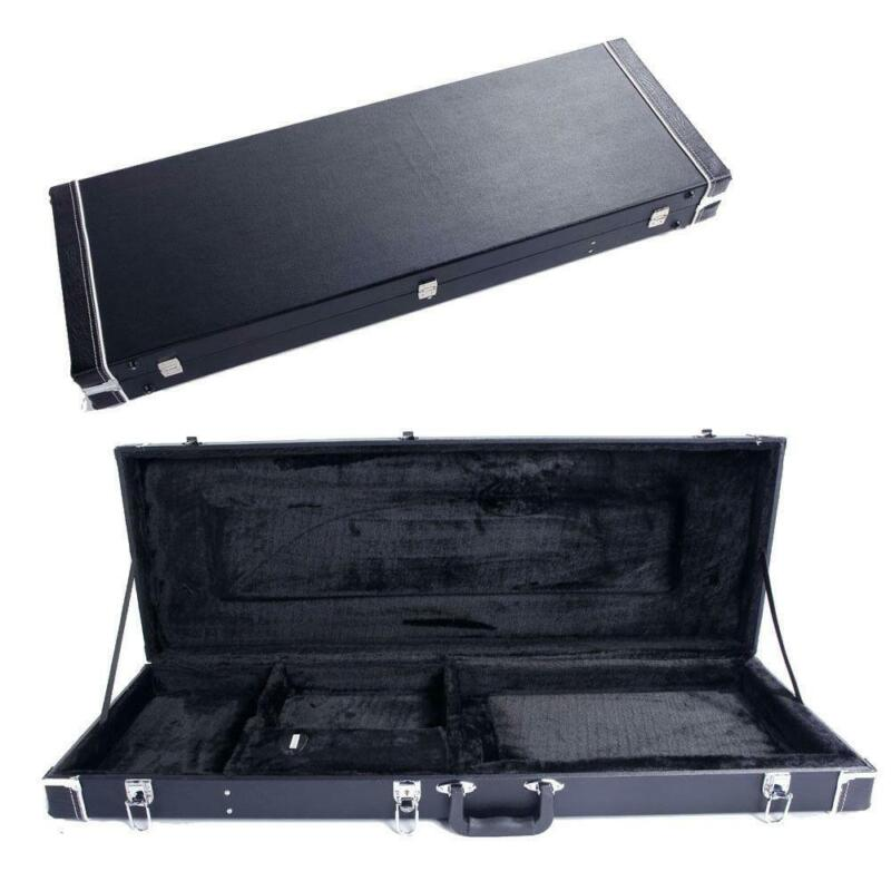 Electric Guitar Hard Case Fits Most Standard Electric Guitars Hardsell