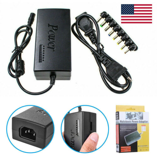 12-24V 96W Universal Laptop Adjustable Charger Power Supply
