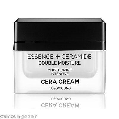 [TOSOWOONG] Essence + Ceramide Double Moisture Intensive CERA Cream 50g