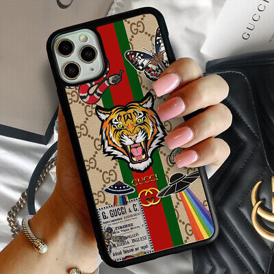 Case Tiger iPhone 7 X XR XS Guccy845rCases 11 Pro Max Galaxy S20 Note 10 44
